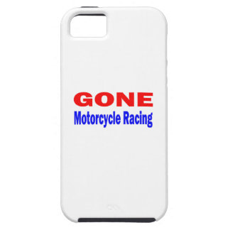 Gone Motorcycle Racing. iPhone 5 Case