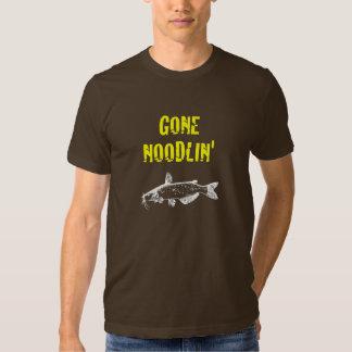 Gone Noodlin' T Shirt