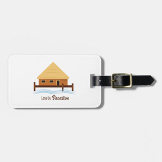 Gone on Vacation Luggage Tag