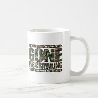 GONE PUB CRAWLING - I Love Alcohol And Bar-Hopping Coffee Mug