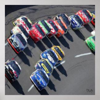 Gone Racing Prints