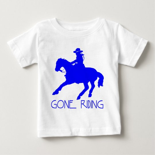 GONE RIDING BABY T-Shirt