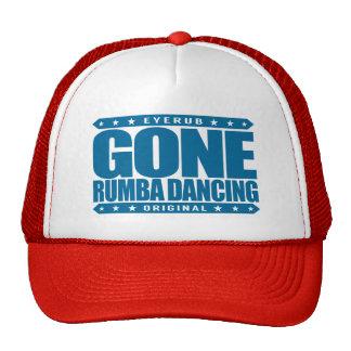GONE RUMBA DANCING - I'm Ballroom Dance Competitor Trucker Hat