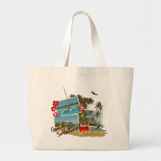 Gone Sabbatical Canvas Bags