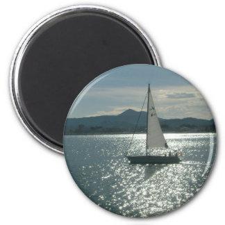 Gone Sailing Fridge Magnets