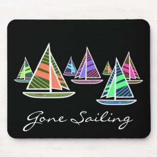 Gone Sailing Mouse Pad