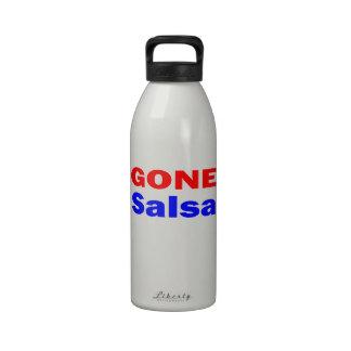Gone Salsa. Water Bottles