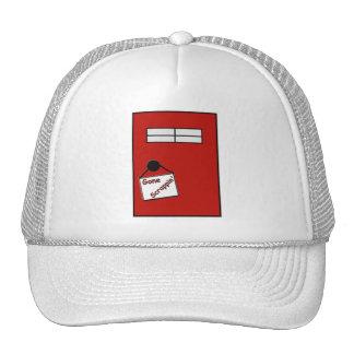 GONE SCRAPPIN' TRUCKER HAT