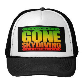 GONE SKYDIVING - I Love Parachuting & Base Jumping Trucker Hat