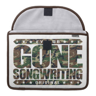 GONE SONGWRITING - I'm Future Grammy Awards Winner MacBook Pro Sleeves