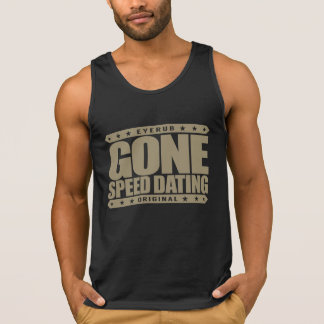 GONE SPEED DATING - First Impressions Matchmaking Tank Top