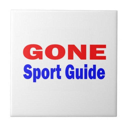 Gone Sport Guide.