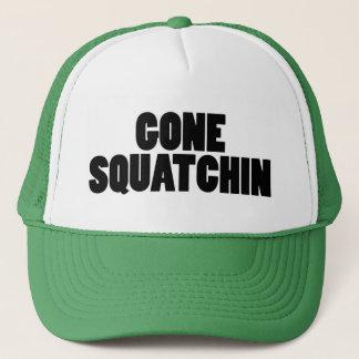 Gone Squatchin 1 Trucker Hat