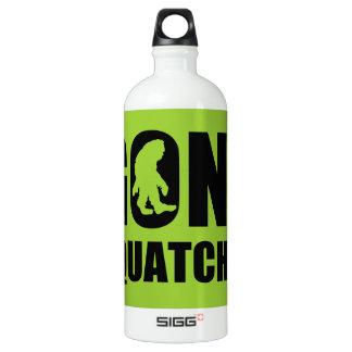 Gone Squatchin 3 Aluminum Water Bottle