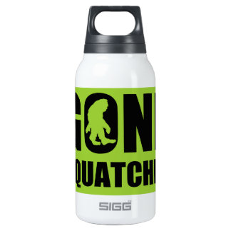 Gone Squatchin 3 Insulated Water Bottle