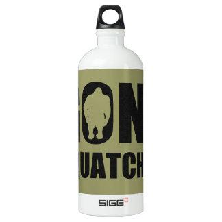Gone Squatchin Aluminum Water Bottle