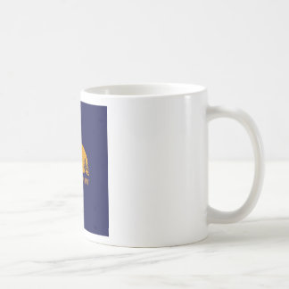 Gone Squatchin' Awesome Vintage Sunset Classic White Coffee Mug