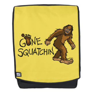 Gone Squatchin Backpack