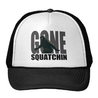 Gone Squatchin - BEST Version Trucker Hat