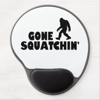 Gone Squatchin | Bigfoot Sasquatch Gel Mouse Pad