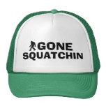 Gone Squatchin Bigfoot Trucker Hat