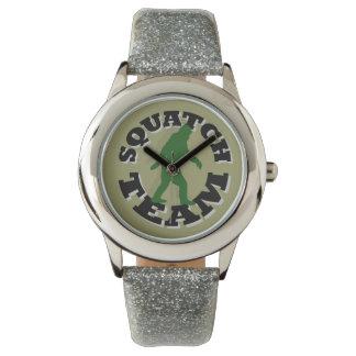 Gone Squatchin bigfoot Watches