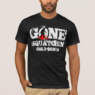 Gone Squatchin  *Black squatch* T-Shirt