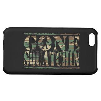 GONE SQUATCHIN CAMO iPhone 5C COVER