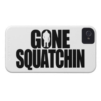 Gone Squatchin Case-Mate iPhone 4 Cases