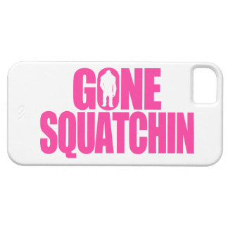 Gone Squatchin iPhone 5 Case