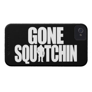 Gone Squatchin iPhone 4 Case-Mate Cases