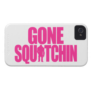 Gone Squatchin iPhone 4 Covers