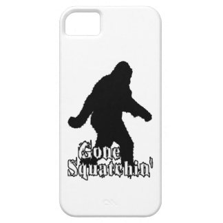 Gone Squatchin' iPhone 5 Cases