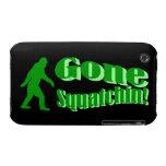 Gone Squatchin Case-Mate iPhone 3 Cases