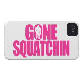 Gone Squatchin Case-Mate iPhone 4 Case