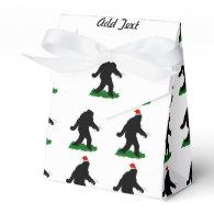 Gone Squatchin' ~ Christmas Squatchin' Favor Box