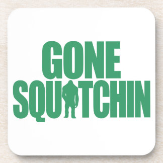 Gone Squatchin Coaster