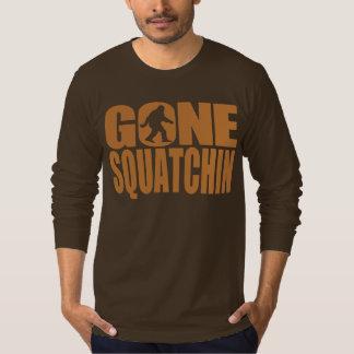 Gone Squatchin Copper  T-shirt