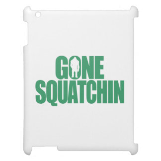 Gone Squatchin Cover For The iPad 2 3 4