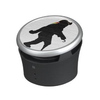 Gone Squatchin  Fer Buried Treasure Bluetooth Speaker