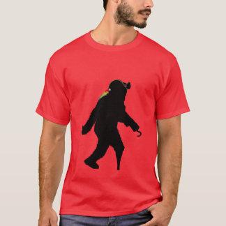 Gone Squatchin  Fer Buried Treasure T-Shirt