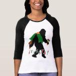Gone Squatchin - Fiesta Squatchin Tee Shirts