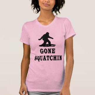 Gone Squatchin, Finding Bigfoot, Squatch Shirt