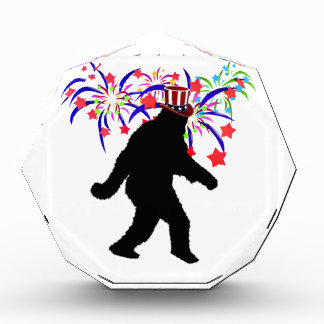 Gone Squatchin for 4th of July Fireworks Award