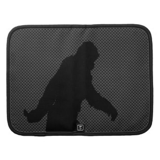 Gone Squatchin For on Carbon Fiber Print Organizers