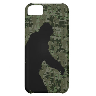 Gone Squatchin For on Olive Digital Camouflage Case For iPhone 5C