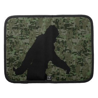 Gone Squatchin For on Olive Digital Camouflage Folio Planner