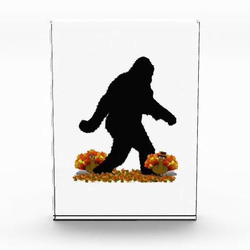 Gone Squatchin for Thanksgiving Turkey Awards