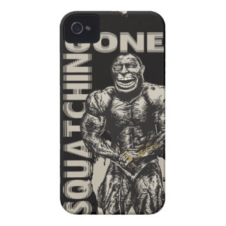 Gone Squatchin Funny Blackberry Bold Case