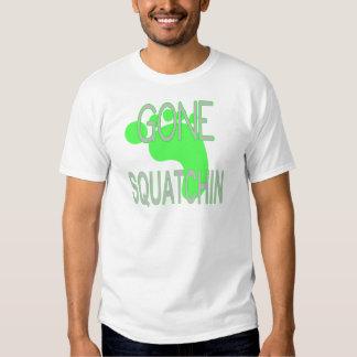Gone Squatchin Gifts Shirts